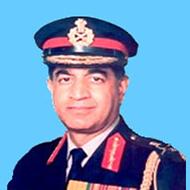Lt Gen (Dr) A Mukherjee