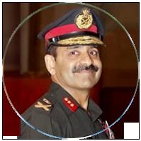 Maj Gen Alok Raj
